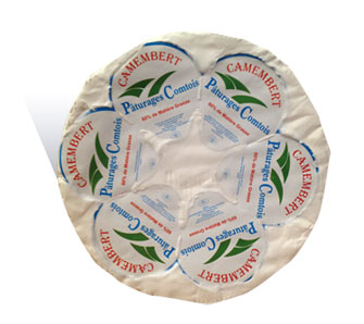 Distribución de Camembert 60% Paturages Comtois